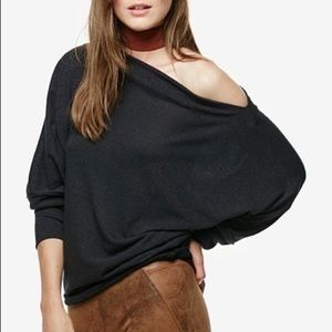 NWT Free People Valencia Off Shoulder Top